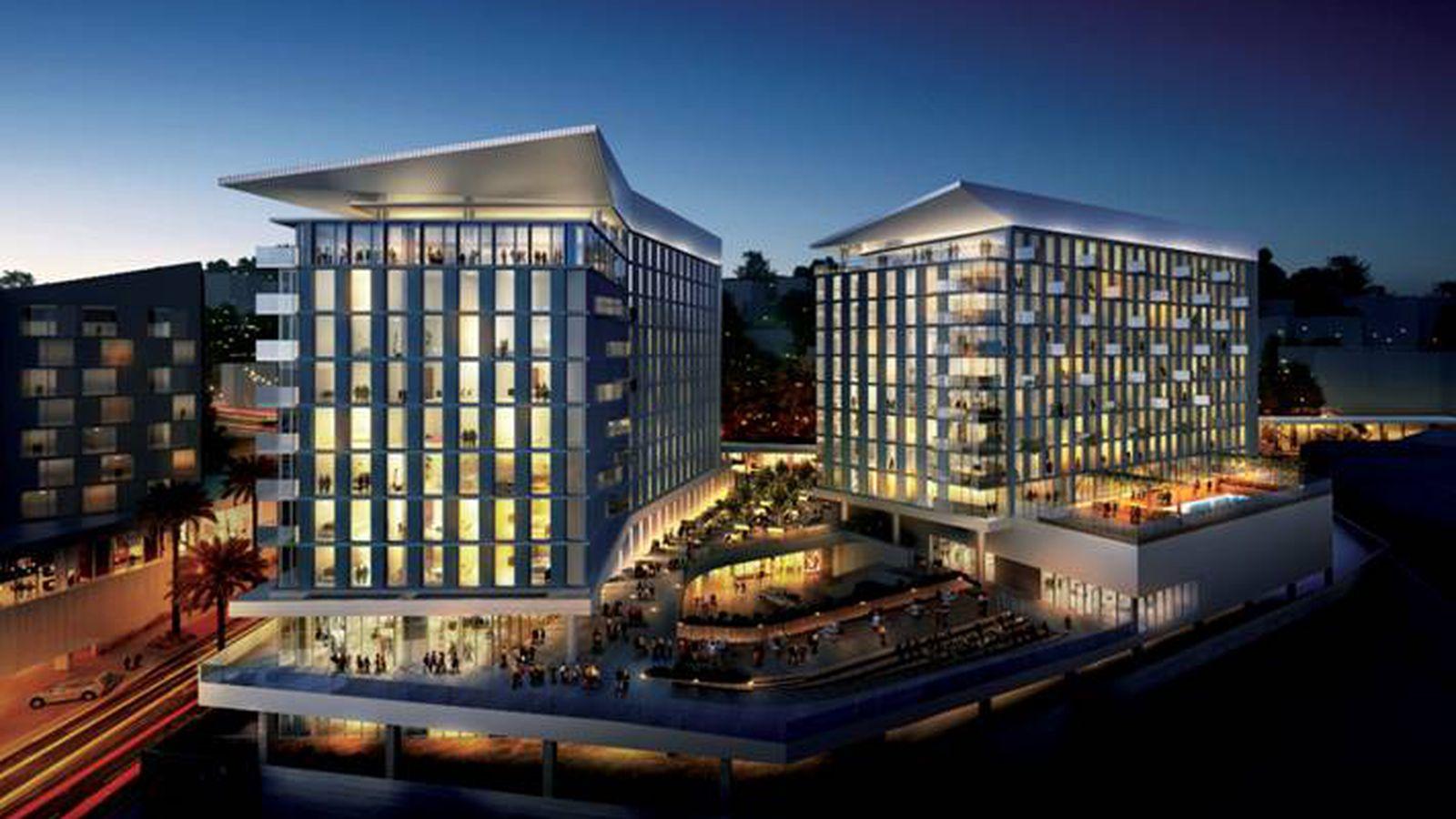 hotels on sunset strip