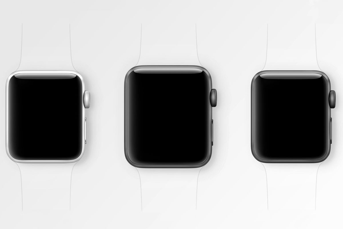 5291f5e123a The Apple Watch is still the best designed smartwatch - The Verge