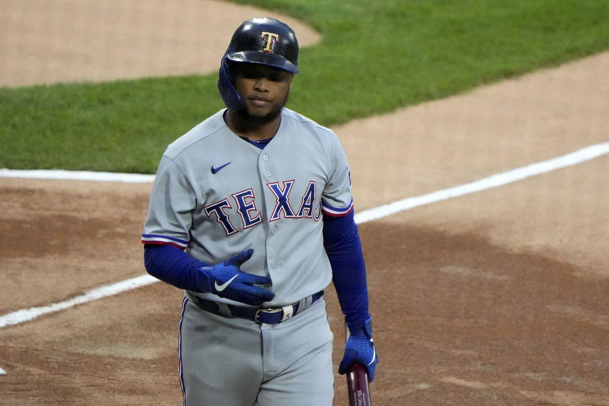 MLB: Texas Rangers at Chicago White Sox