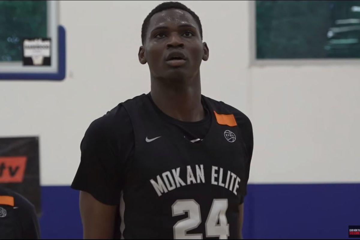 Kentucky Basketball Recruiting: N'Faly Dante dominates in Nike EYBL