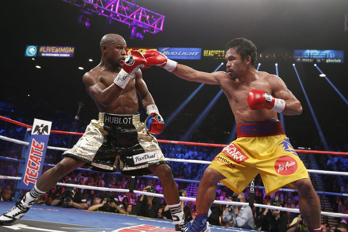 Is a Mayweather vs. Pacquiao exhibition in Japan actually possible?