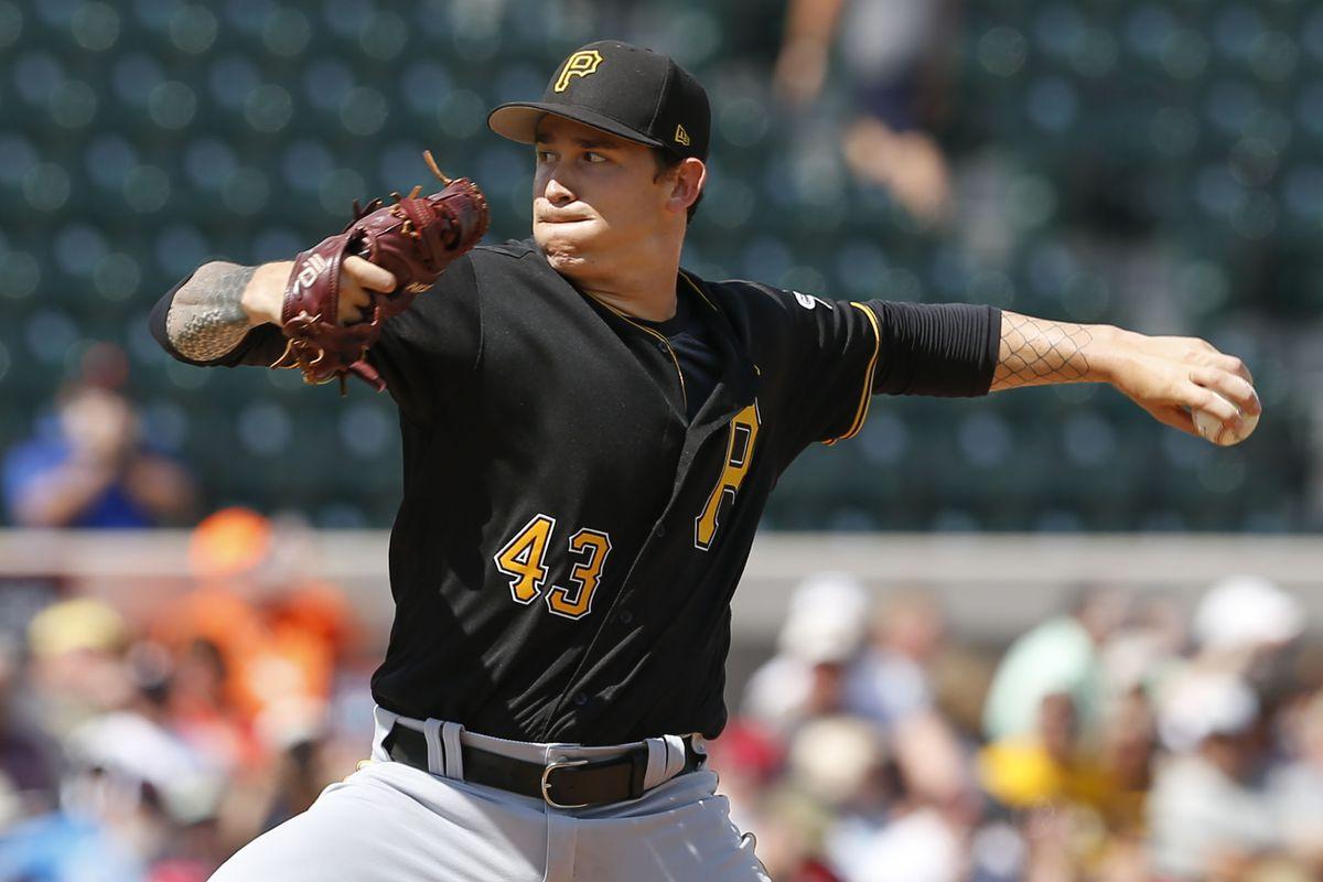 MLB: Spring Training-Pittsburgh Pirates at Detroit Tigers