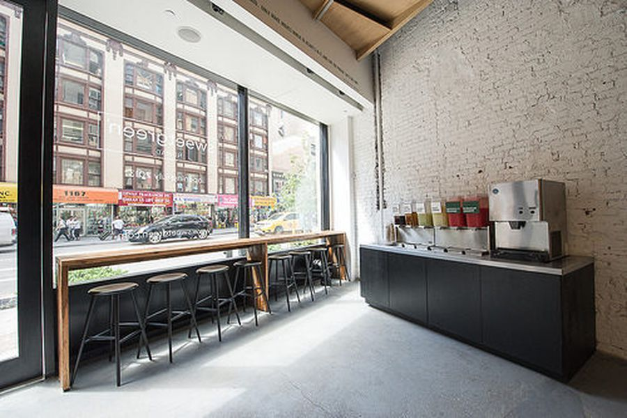 Sweetgreen A Stylish New Farm To Table Salad Shop Eater Ny