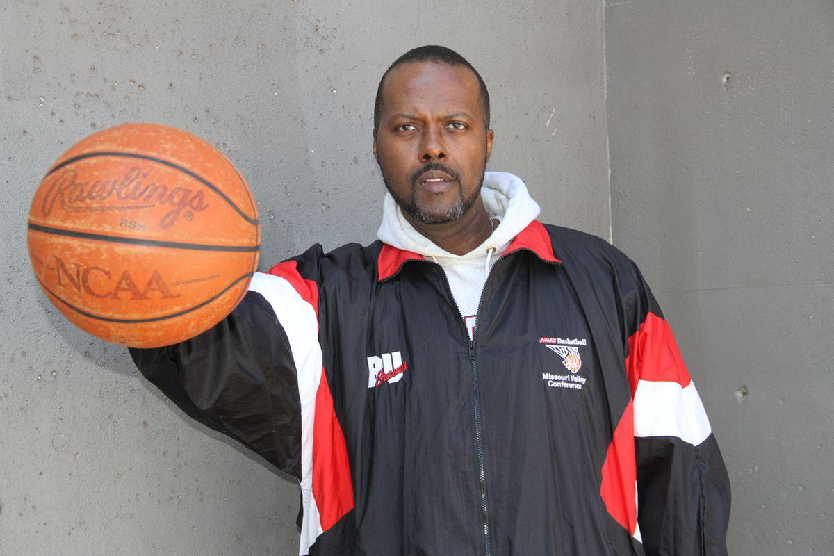 James Baptist played basketball at Bradley