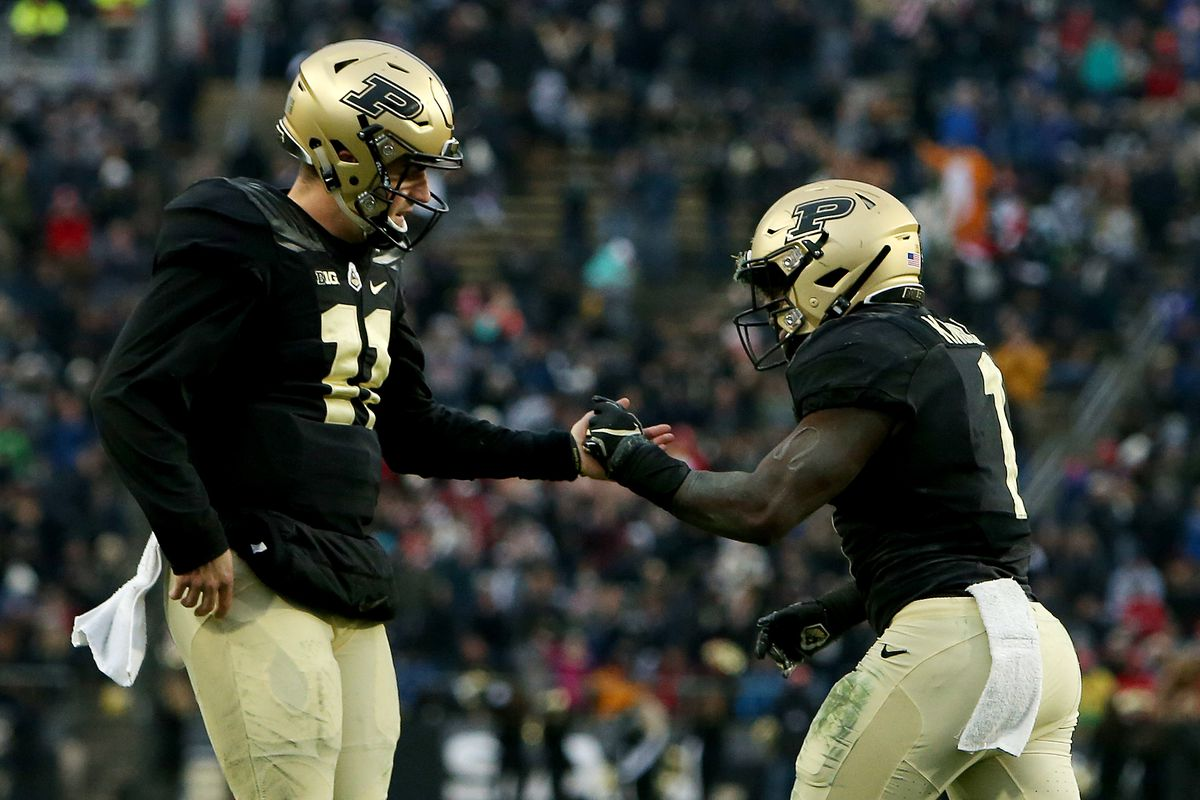 Purdue Football Recruiting: Quarterback Commits 2019 ...