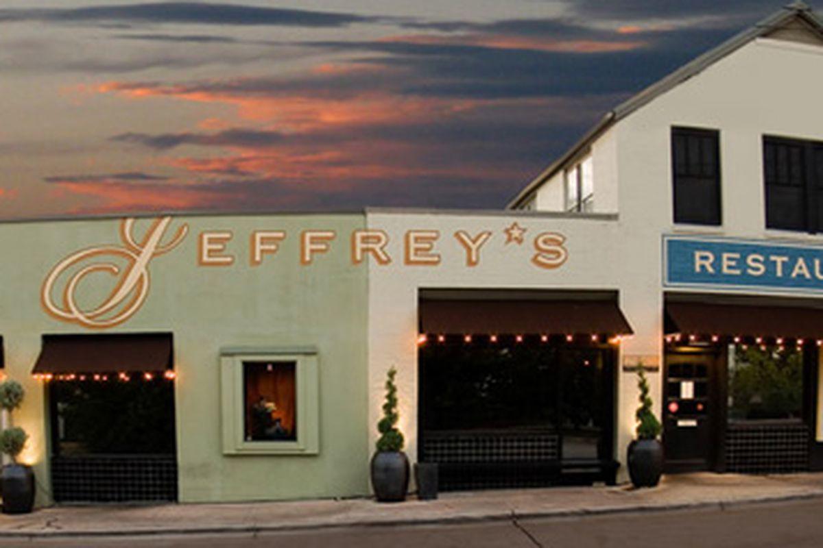 Jeffrey's.