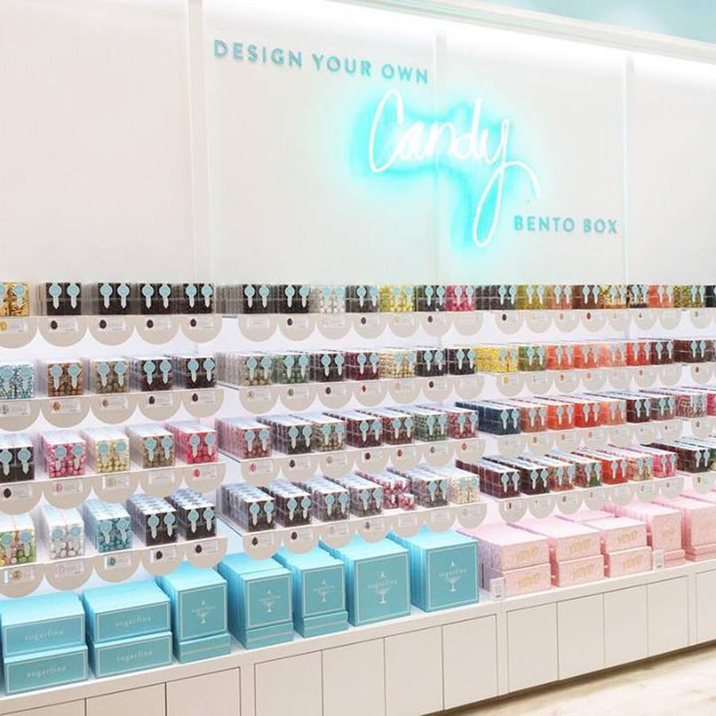 Cult Candy Shop Sugarfina Arrives at Union Station - Eater DC