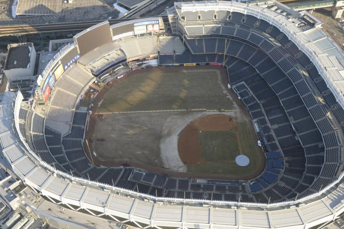 Madison Square Garden: New York City FC To Yankees: Don't Worry, Be Happy About