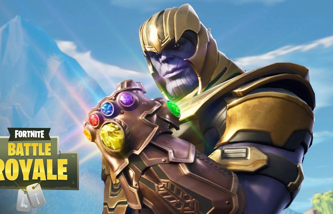 Fortnite's Marvel themed content