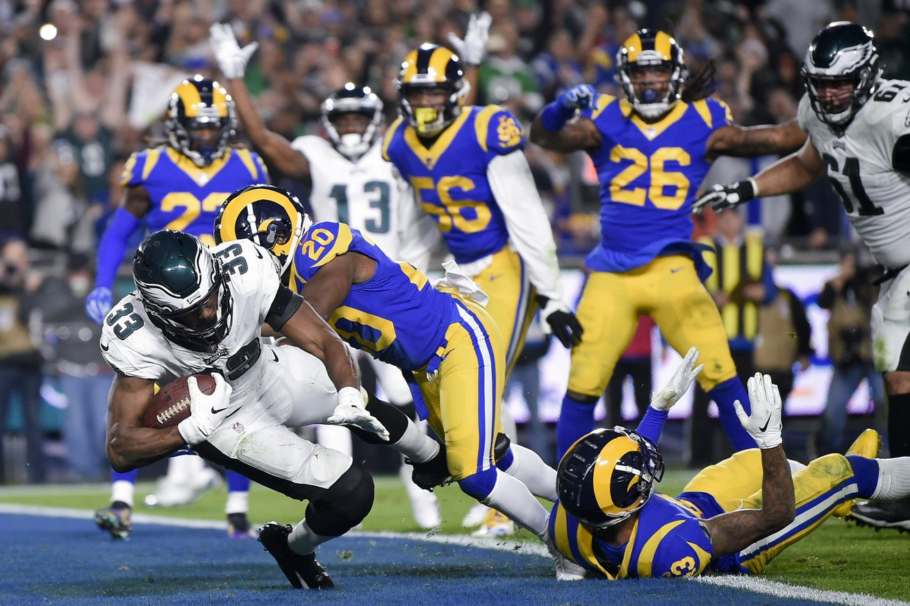 0a36a8bde1fc What They re Saying About The Eagles  Rams Edition - Bleeding Green ...