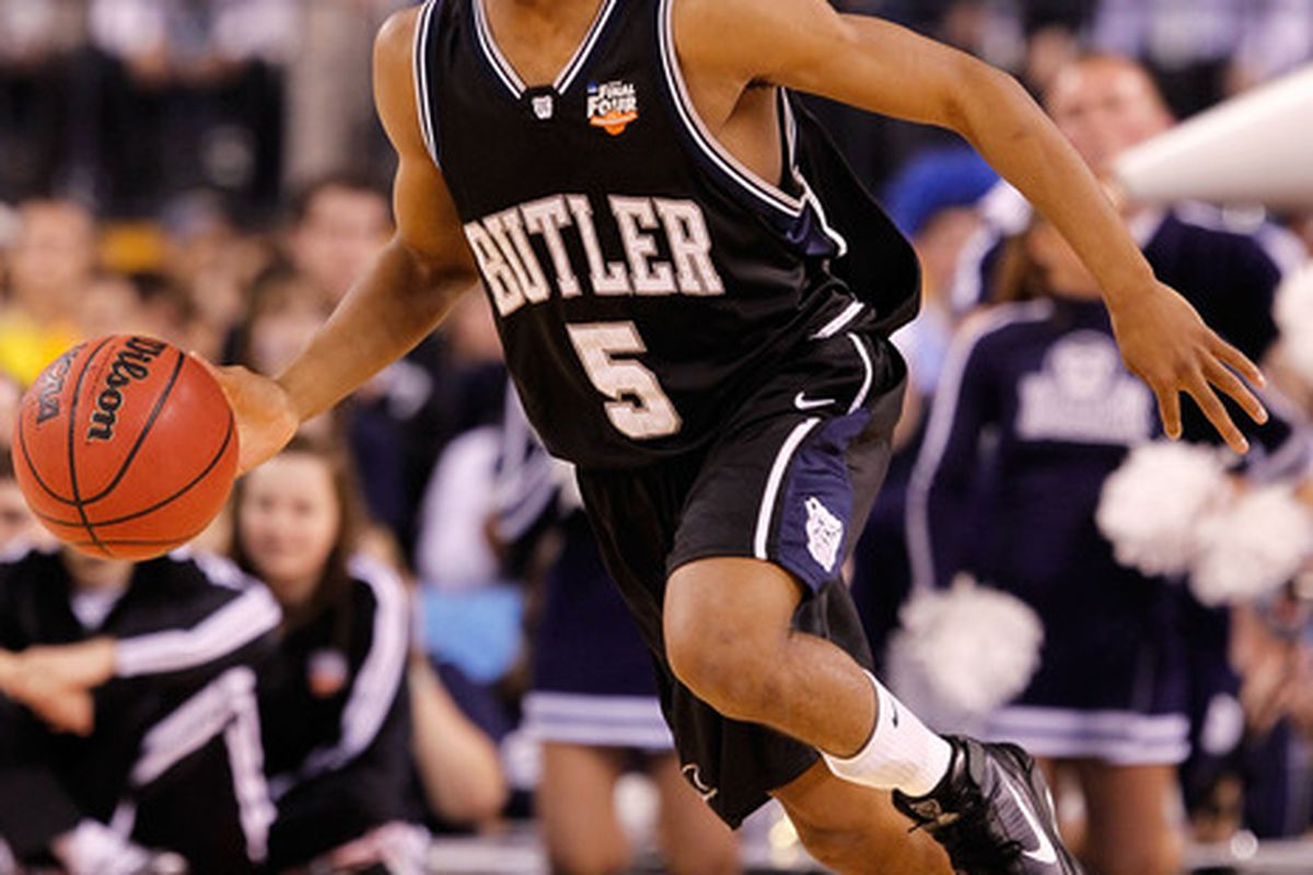 Ronald Nored is the only significant contributor to leave the Bulldogs before their jump to the Atlantic 10.
