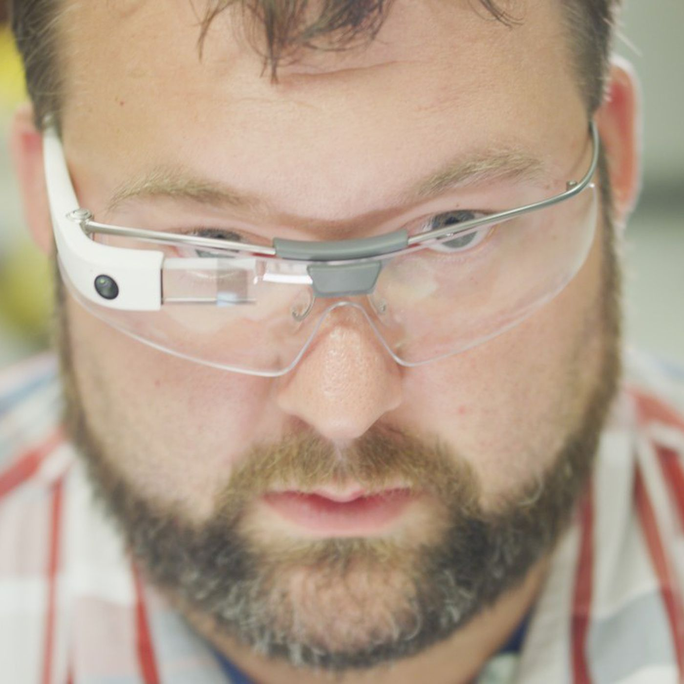14dcf053c53e Google Glass gets a second chance in factories