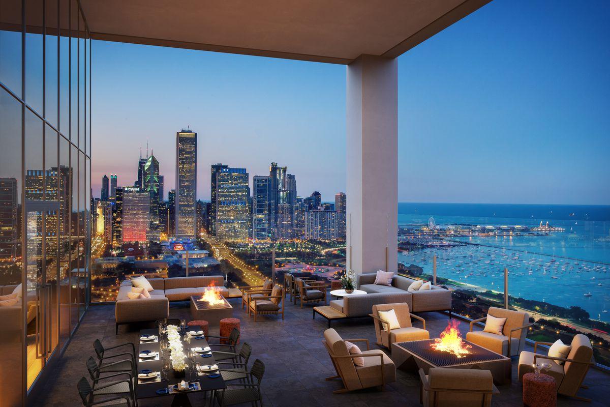Inside NEMA Chicago, Rafael Viñoly's skyline-changing ...