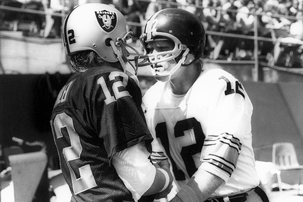 super popular 67c5b 40e60 Legendary Raiders QB Ken Stabler found to have suffered from ...