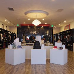 Women's and men's boutique Possch is now open at 5144 Lankershim Blvd in the NoHo Arts District.