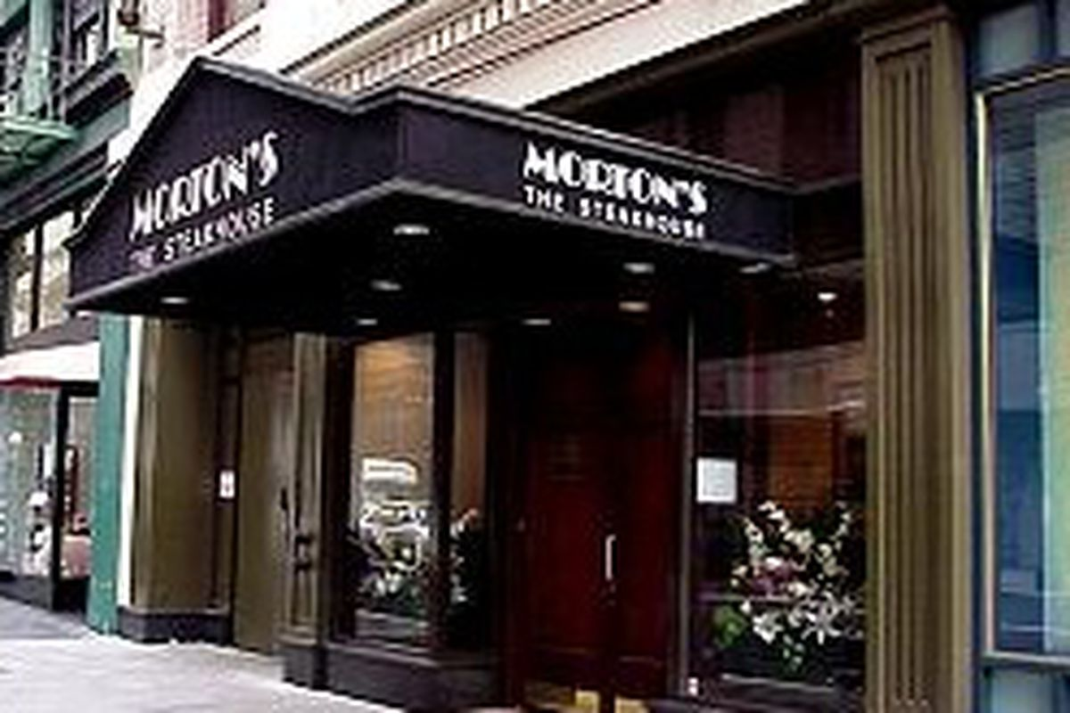 Morton S Gets The Zero You Weren T Going Anyway More Eater Sf