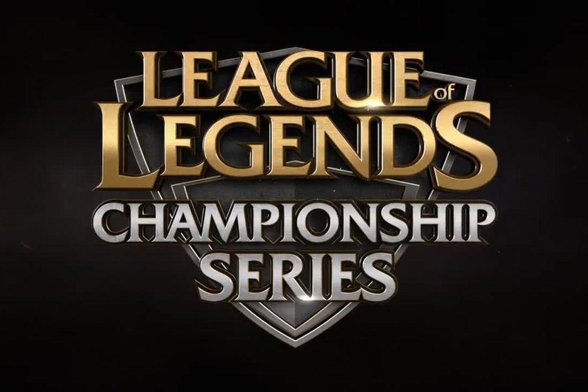 league of legends championship serires