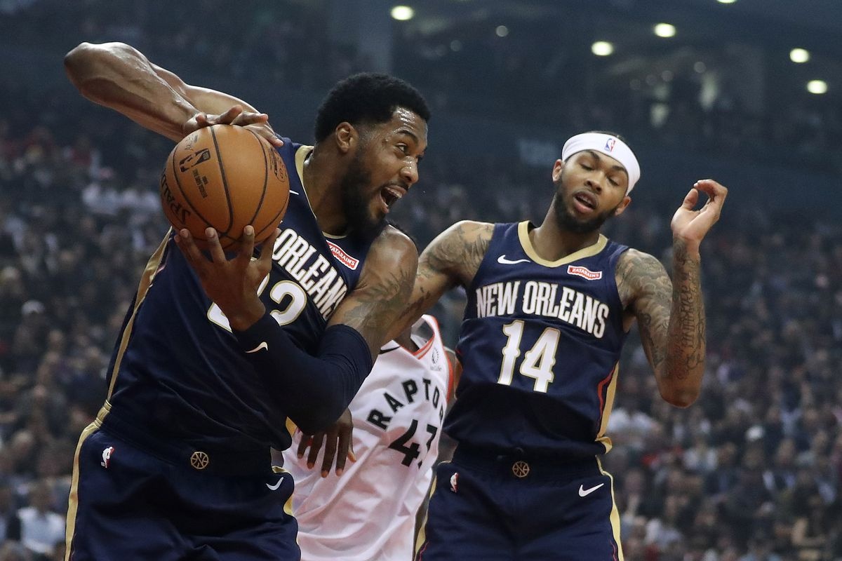 Toronto Raptors open the season against the New Orleans Pelicans with a 130-122 overtime win