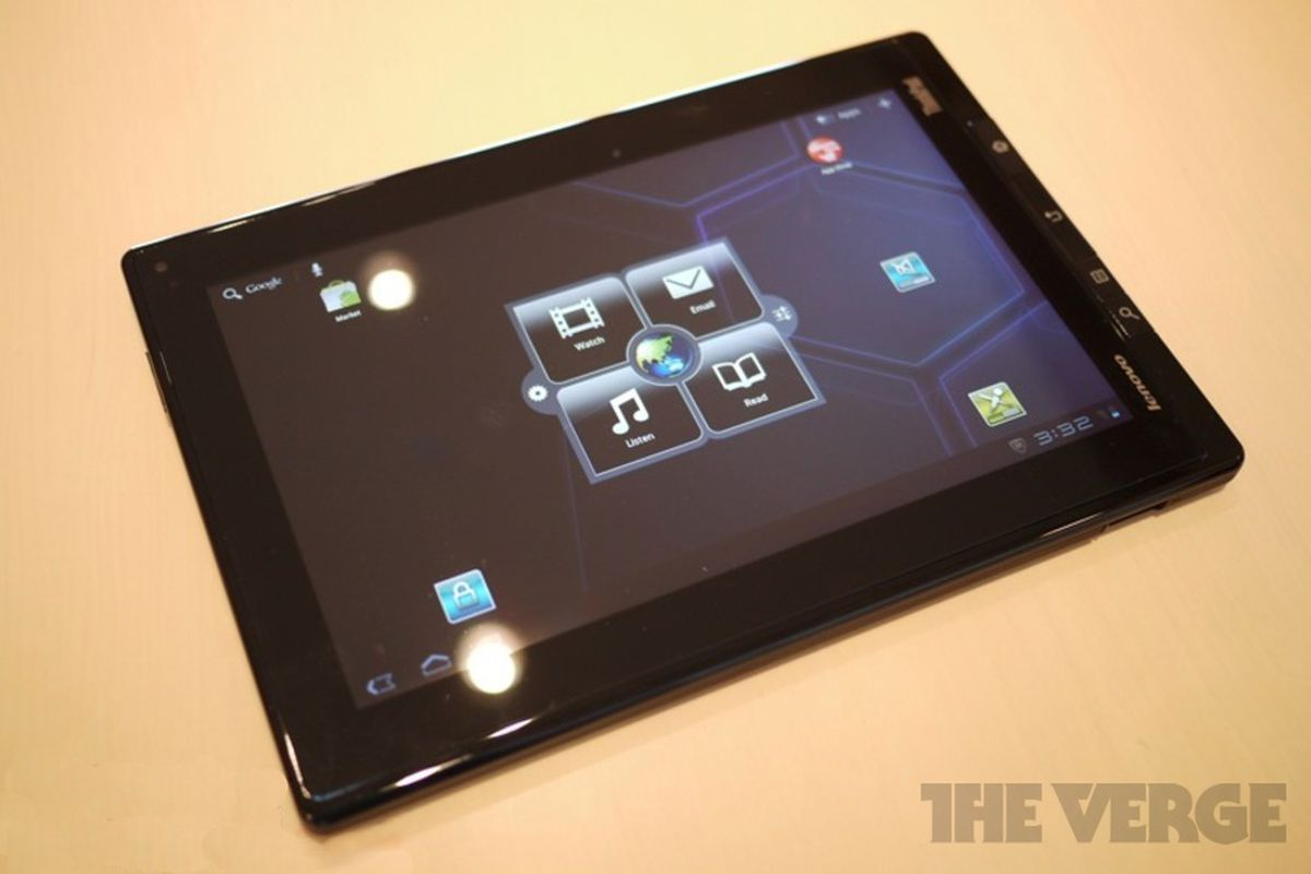 Lenovo releases Android 4 0 update for US ThinkPad Tablets - The Verge