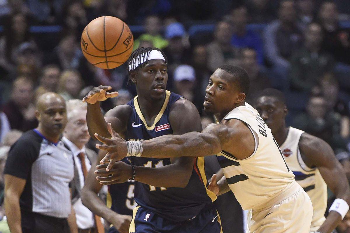 Milwaukee Bucks Vs New Orleans Pelicans Game Thread Brew