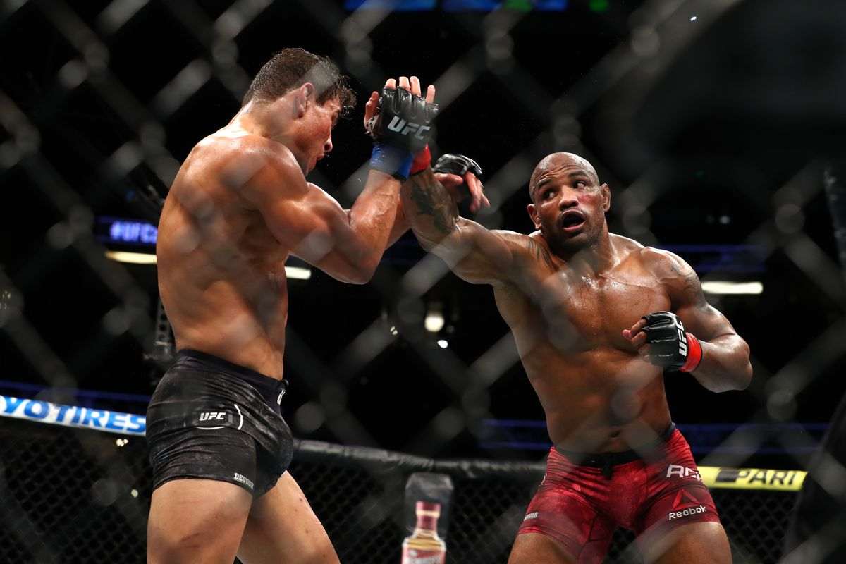 Midnight Mania! Paulo Costa charges Yoel Romero with use of 'dirty' tactics