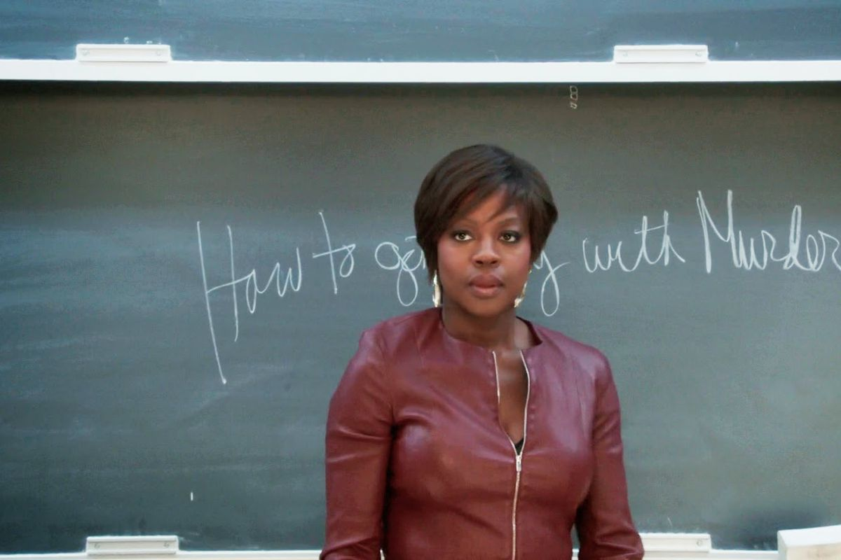 ABC was boosted by the success of How To Get Away With Murder in the fall.