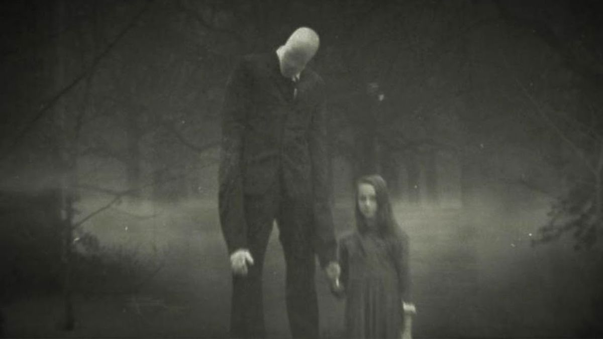 Slender Man Fan Art