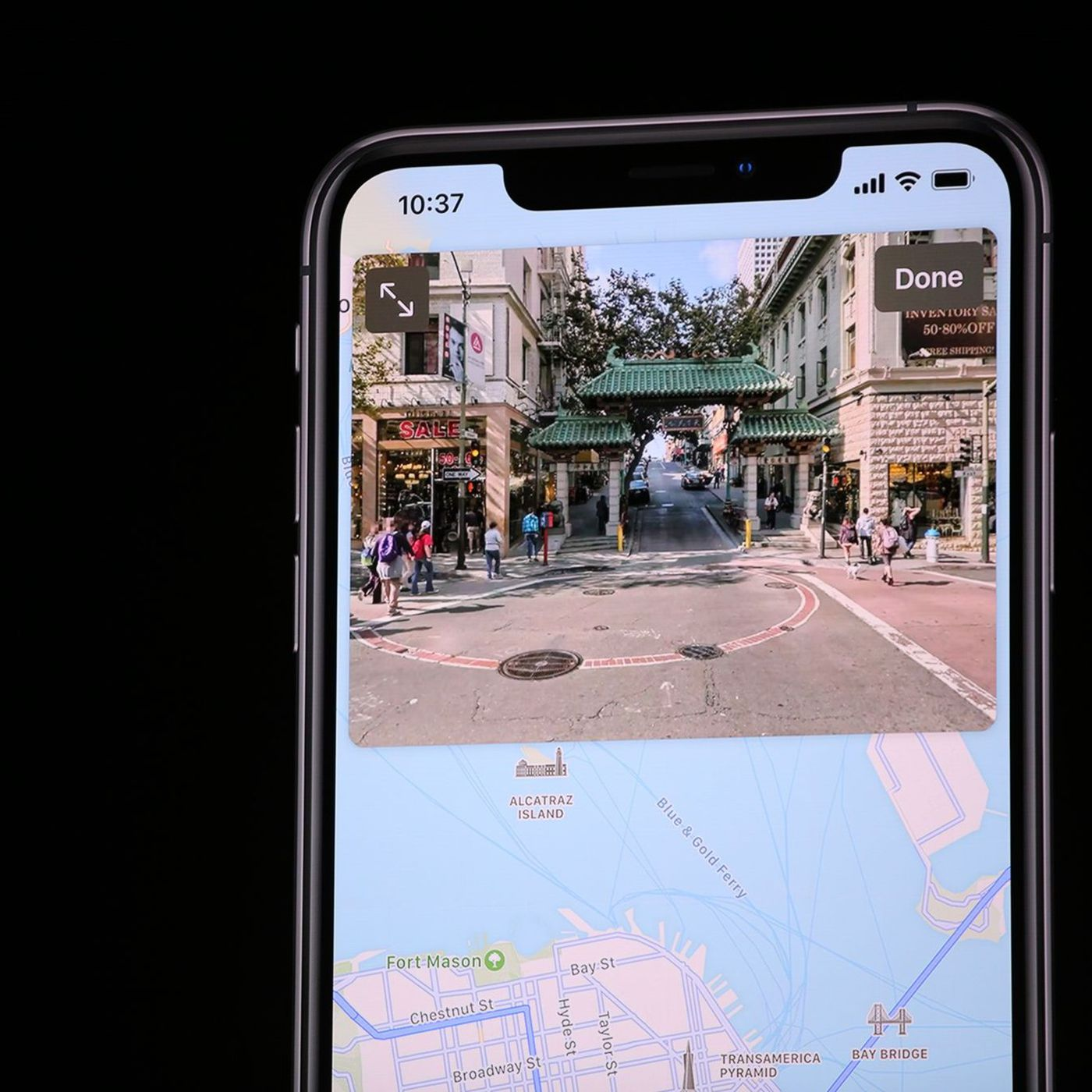 Apple Maps Is Getting Its Own Version Of Google Maps Street View