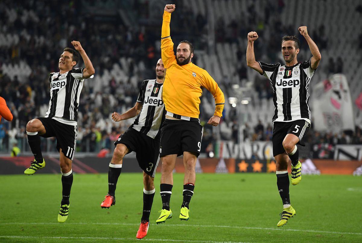 Juventus FC v Cagliari Calcio - Serie A