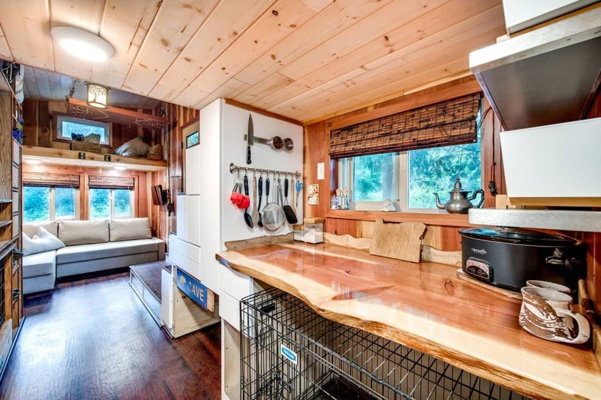 5 tiny house designs perfect for couples - Curbed Tiny Home Design on tiny kit homes, tiny art, tiny books, tiny fashion, tiny modular homes, tiny prefab homes, tiny log homes, tiny compact homes, small box type house designs, tiny bedroom, tiny plans, tiny portable homes, tiny custom homes, tiny room design ideas, loft small house designs, tiny homes with staircases, tiny interior design, tiny homes inside and outside, mini bungalow house plans designs, tiny house,