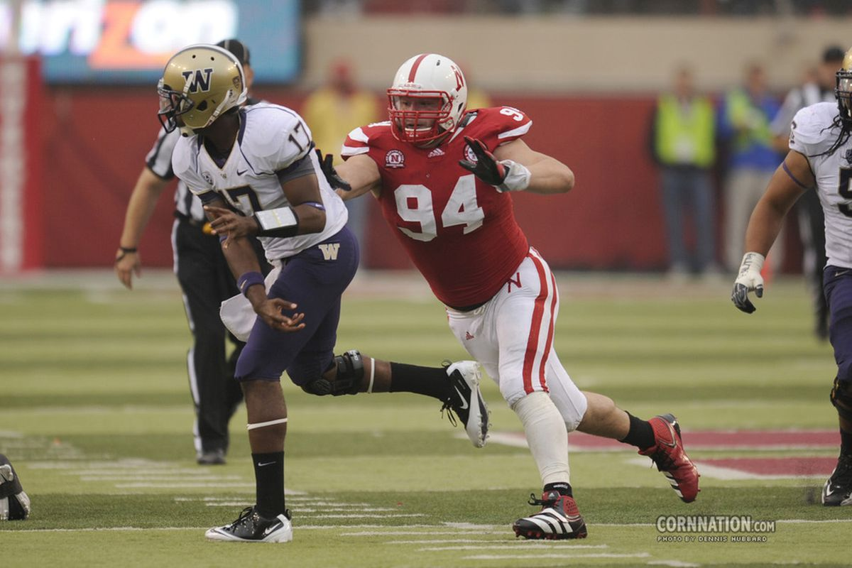 Jared Crick - ending his Husker career due to injury. No matter how you look at it, it's a giant ball of suck.
