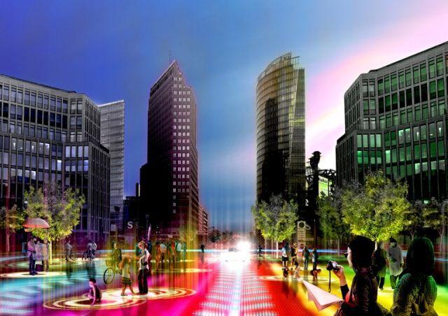driverless city