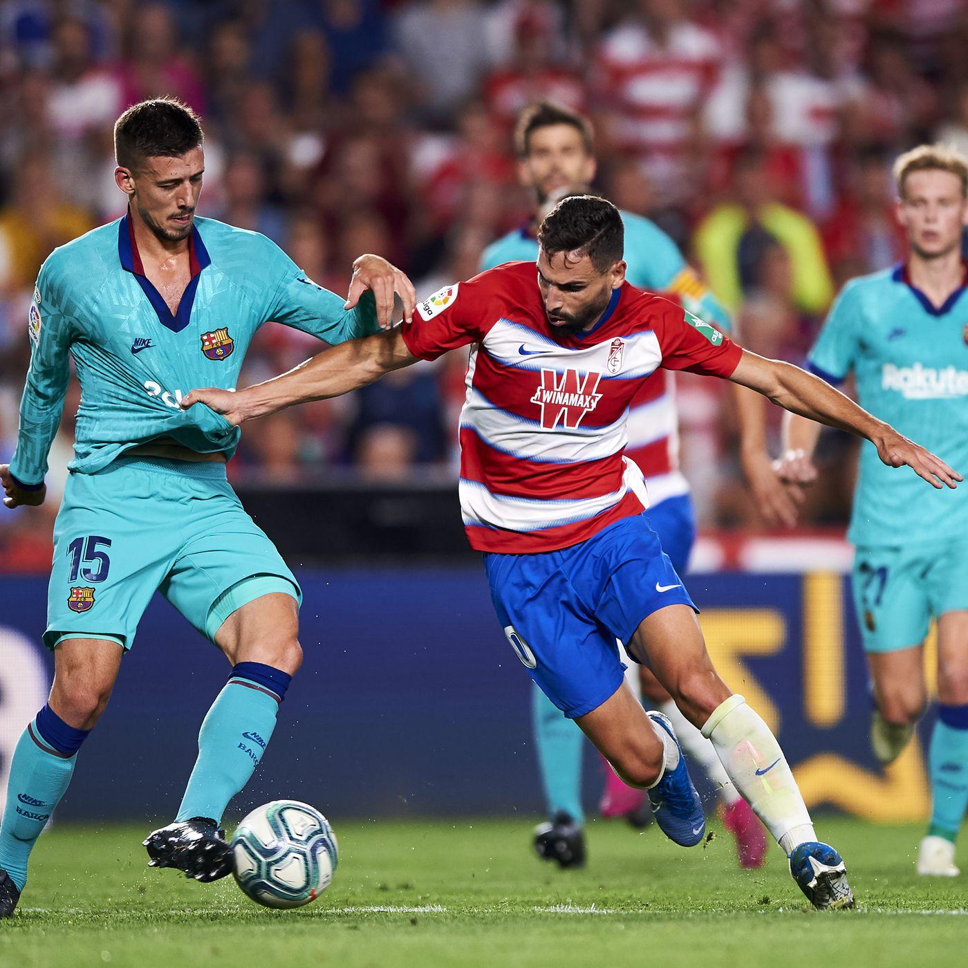 Granada Vs Barcelona La Liga Final Score 2 0 Pathetic Barca Lose To Better Team On The Road Barca Blaugranes