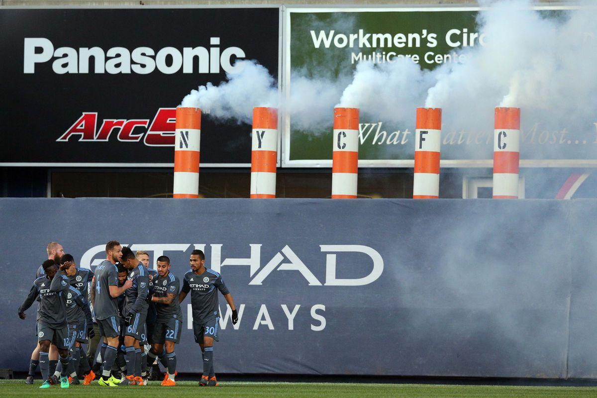 MLS: Real Salt Lake at New York City FC