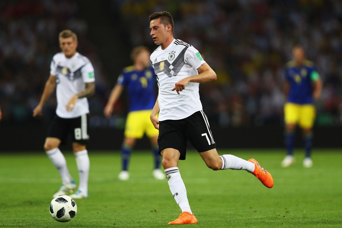 Germany v Sweden: Group F - 2018 FIFA World Cup Russia