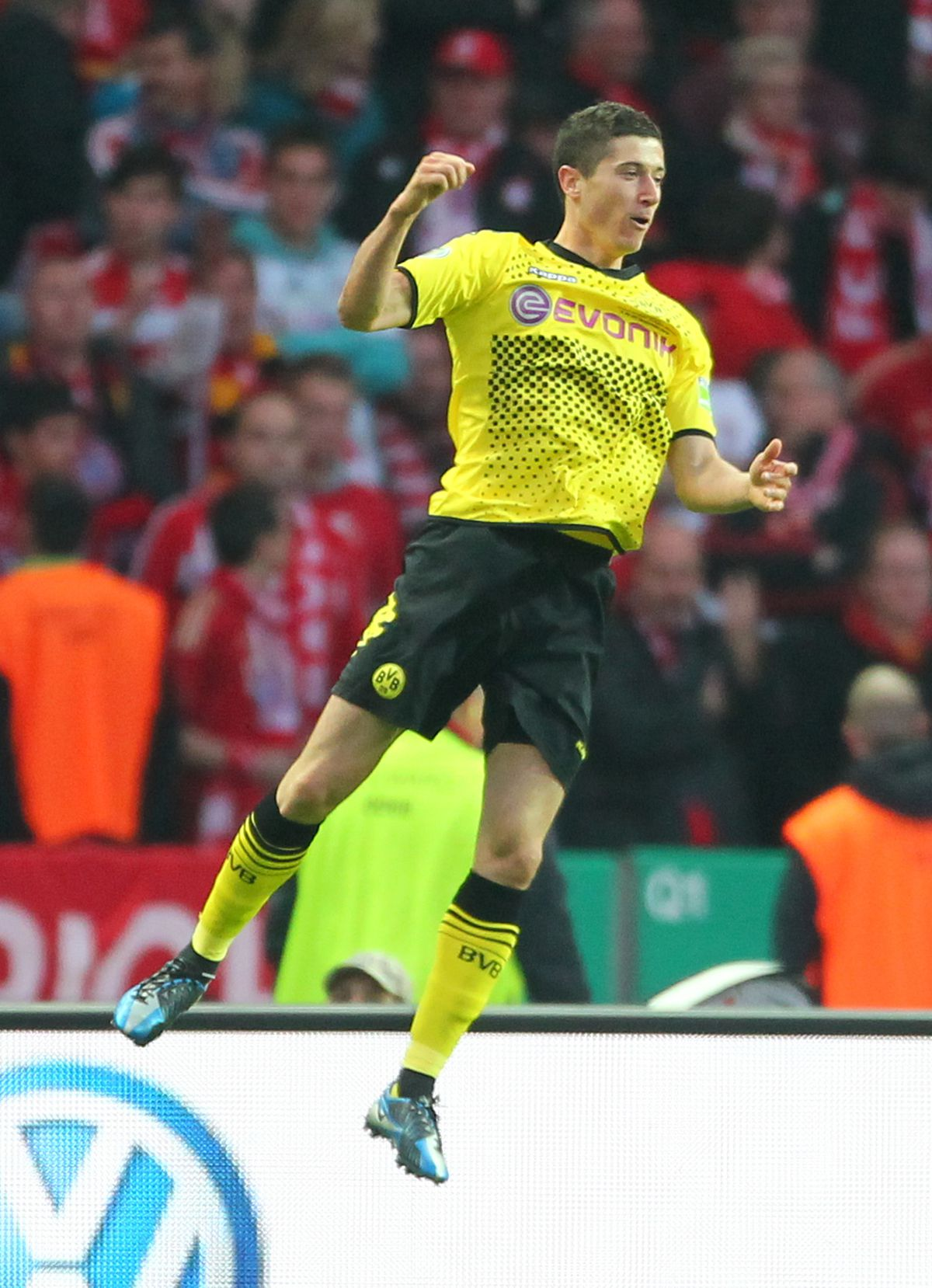 DFB-Pokal, Finale 2012, Dortmund - Bayern München