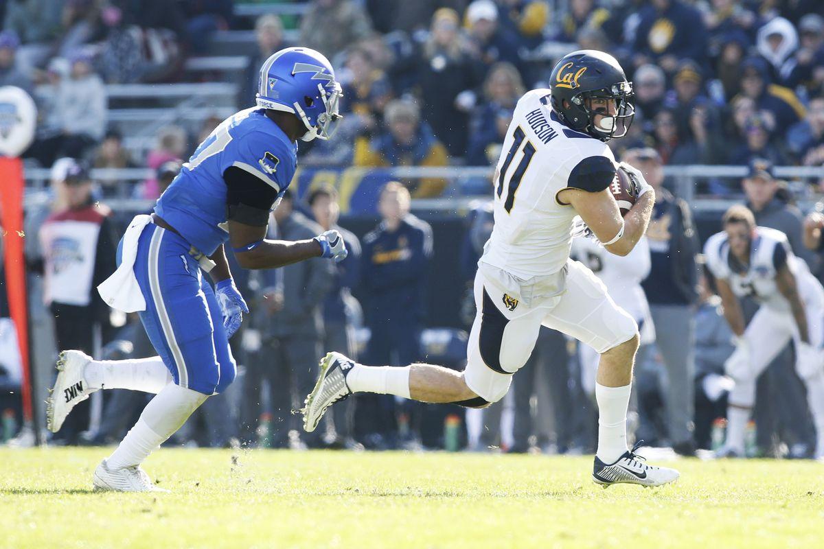 NCAA Football: Armed Forces Bowl-California vs Air Force