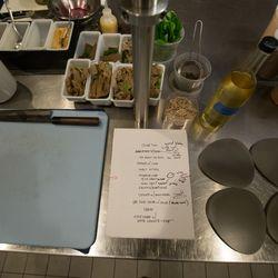 Upton 43 Chef's Tasting Menu