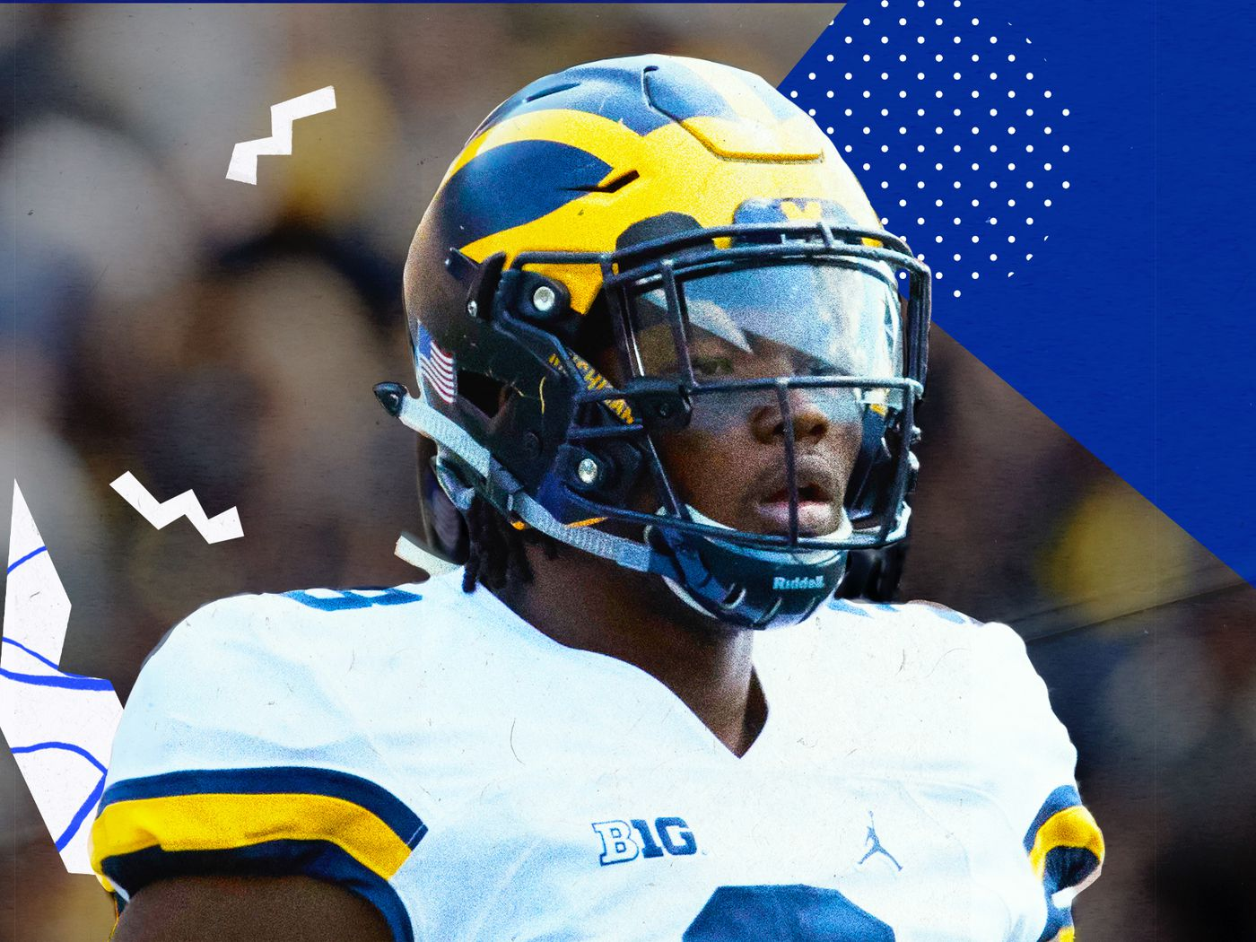 timeless design e0750 a8cf6 Rashan Gary has potential, but will it be enough with the ...