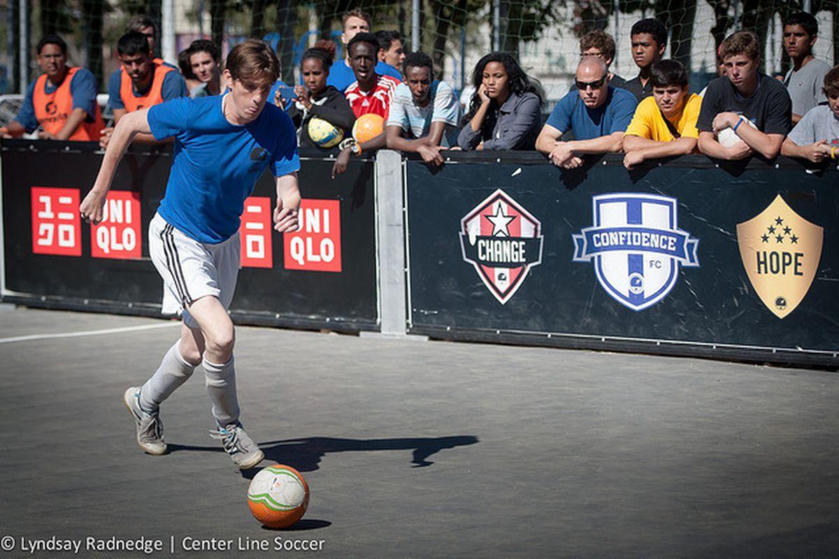 Street Soccer USA Cup Series - San Francisco