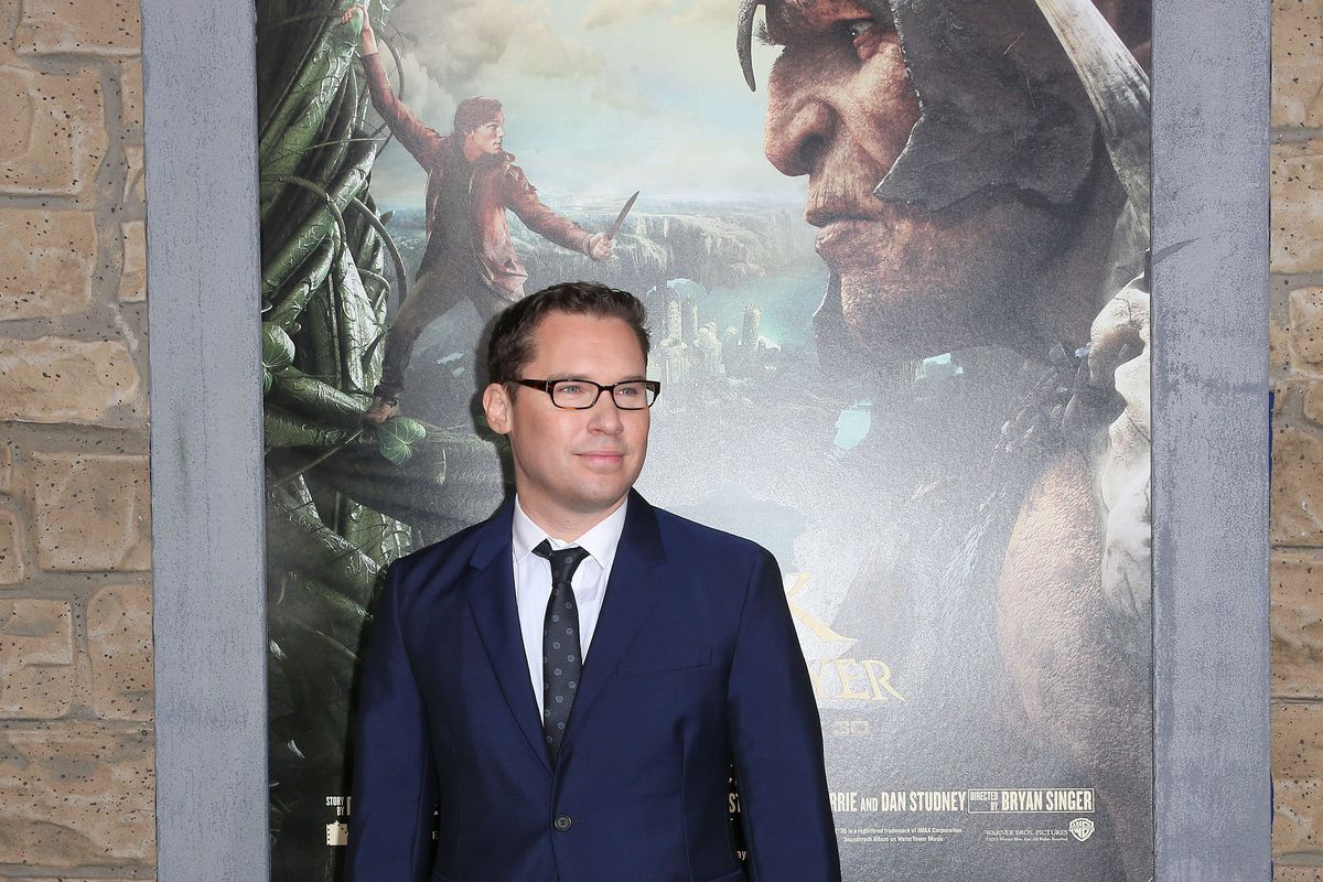 Director Bryan Singer at the premier of the film Jack The Giant Slayer on February 26, 2013 in Hollywood, California