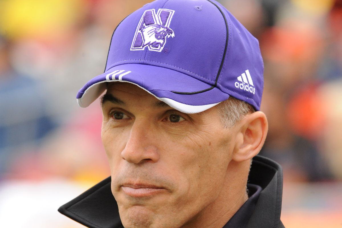This is literally the only Northwestern baseball photo we have.