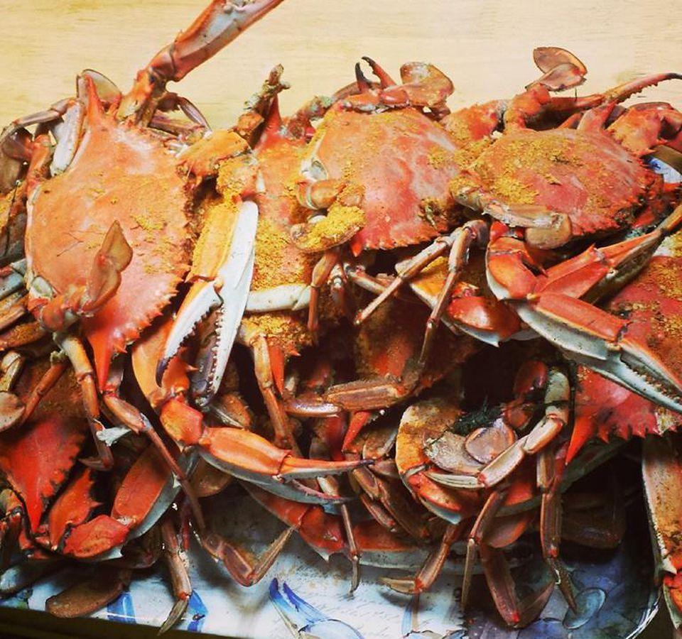 Grinder's Seafood MD crabs
