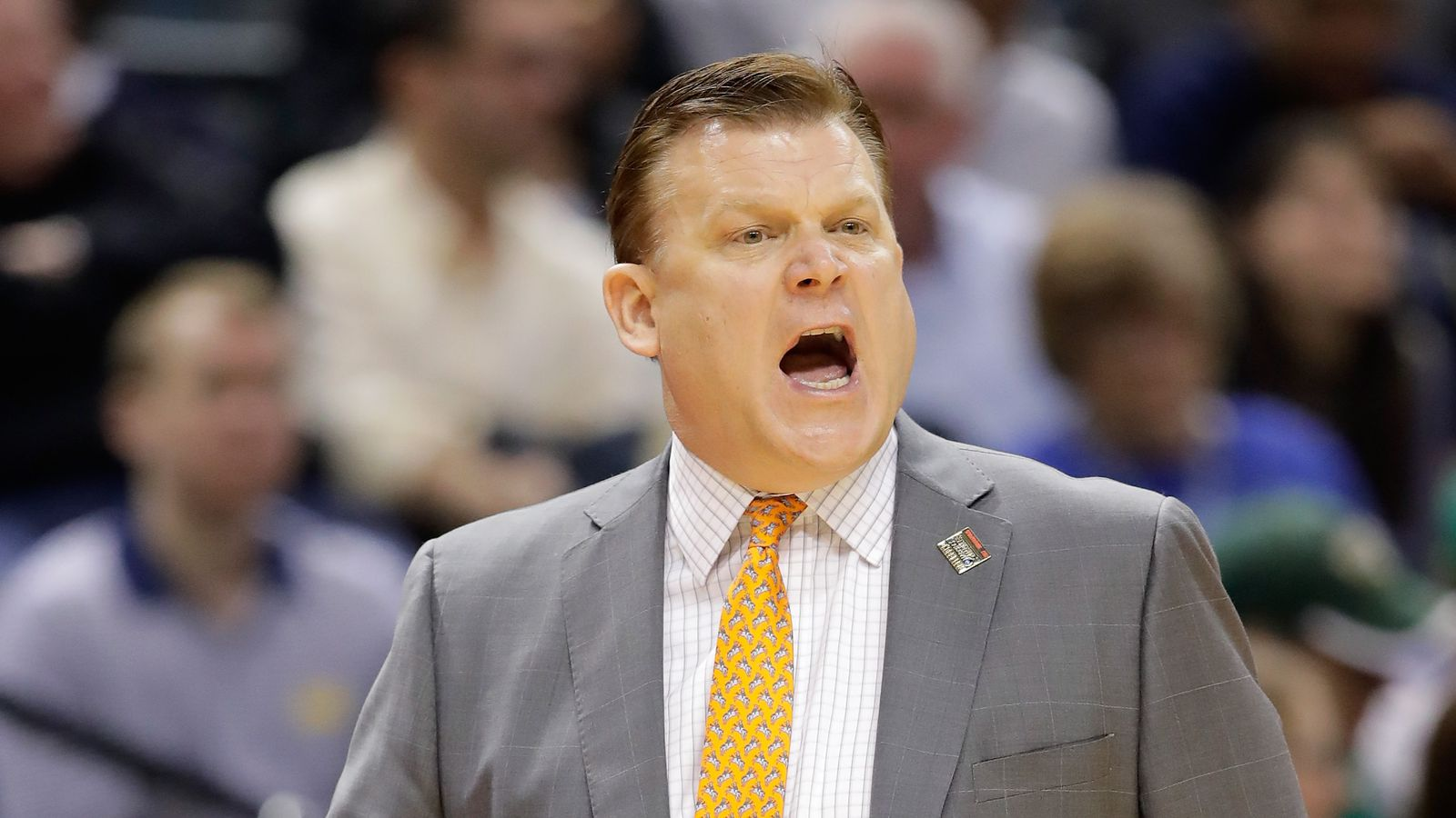 Illinois Basketball hires Oklahoma State's Brad Underwood as new head coach - The Champaign Room