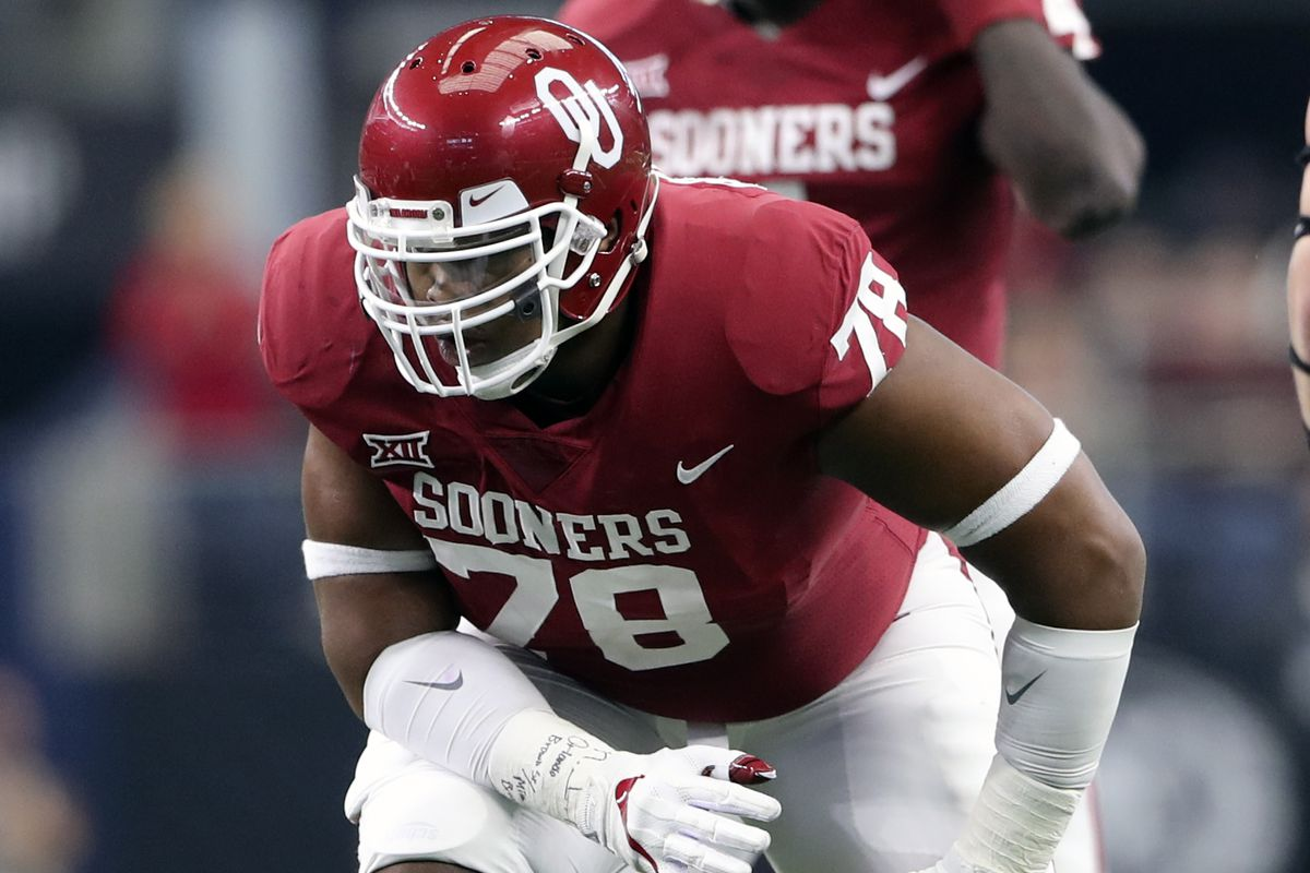 e9706a98 NFL Draft 2018: Ravens pick Orlando Brown Jr. with the 83rd pick ...