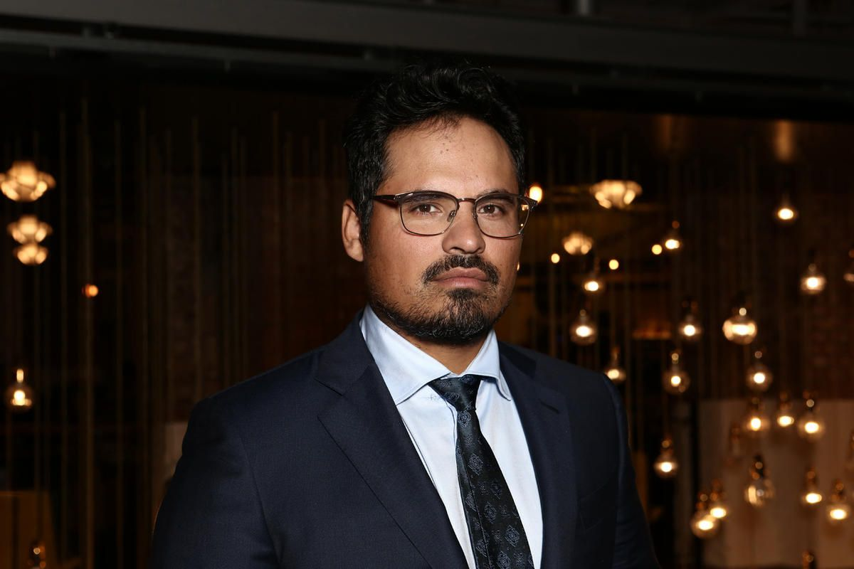 Actor Michael Pena poses for photographers upon arrival at the Premiere of the film War On Everyone, in central London, Thursday, Sept. 29, 2016. (Photo by Grant Pollard/Invision/AP)