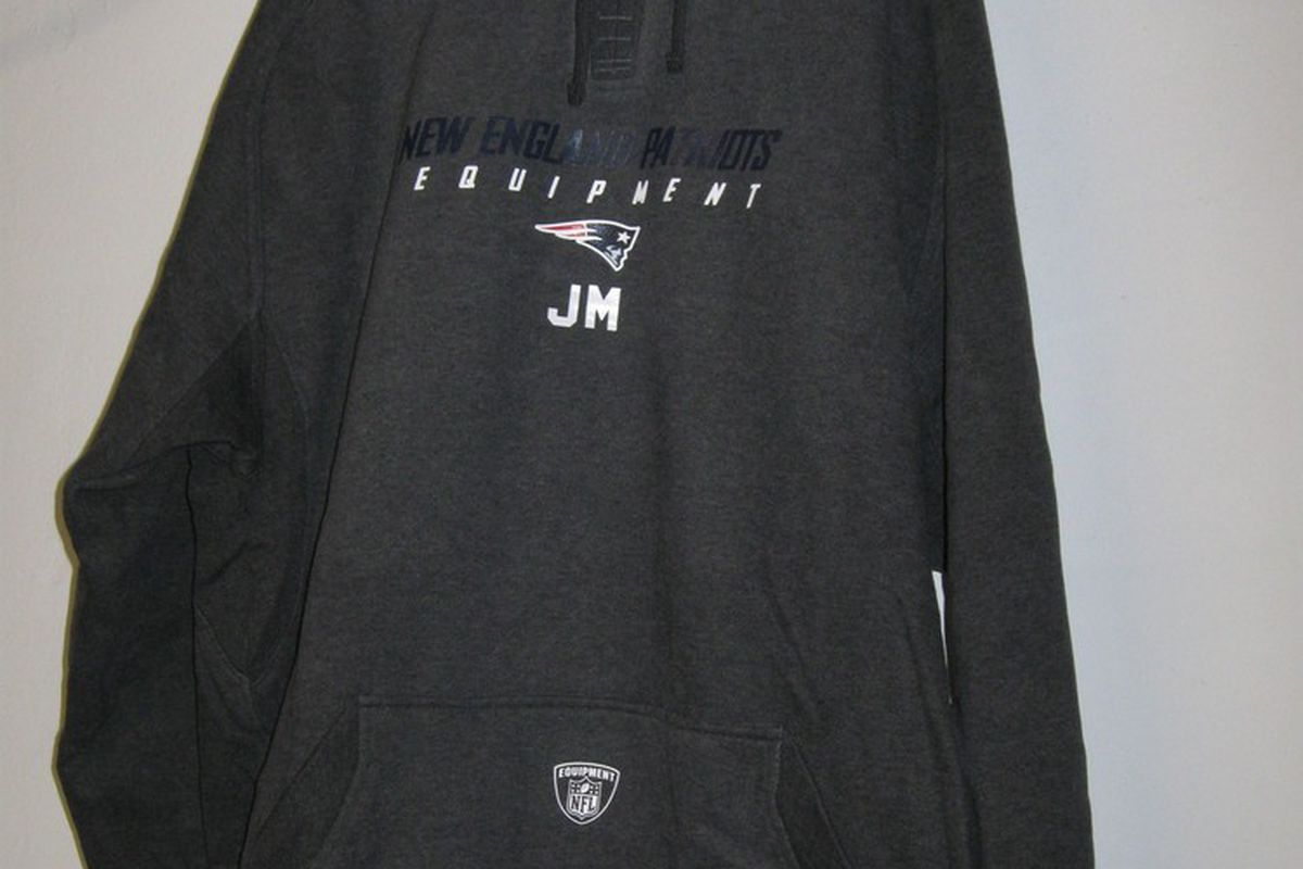 <em>The great and powerful Hoodie has Rays' manager Joe Madden's back covered</em>.