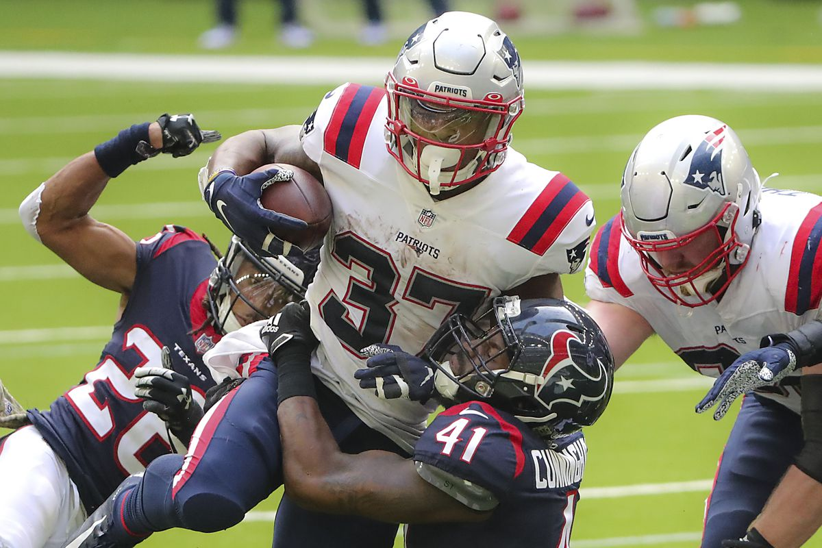 New England Patriots Vs. Houston Texans at NRG Stadium