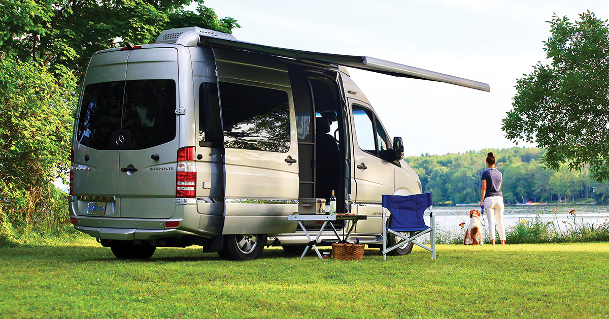 Airstream Interstate Nineteen: A new compact luxury camper