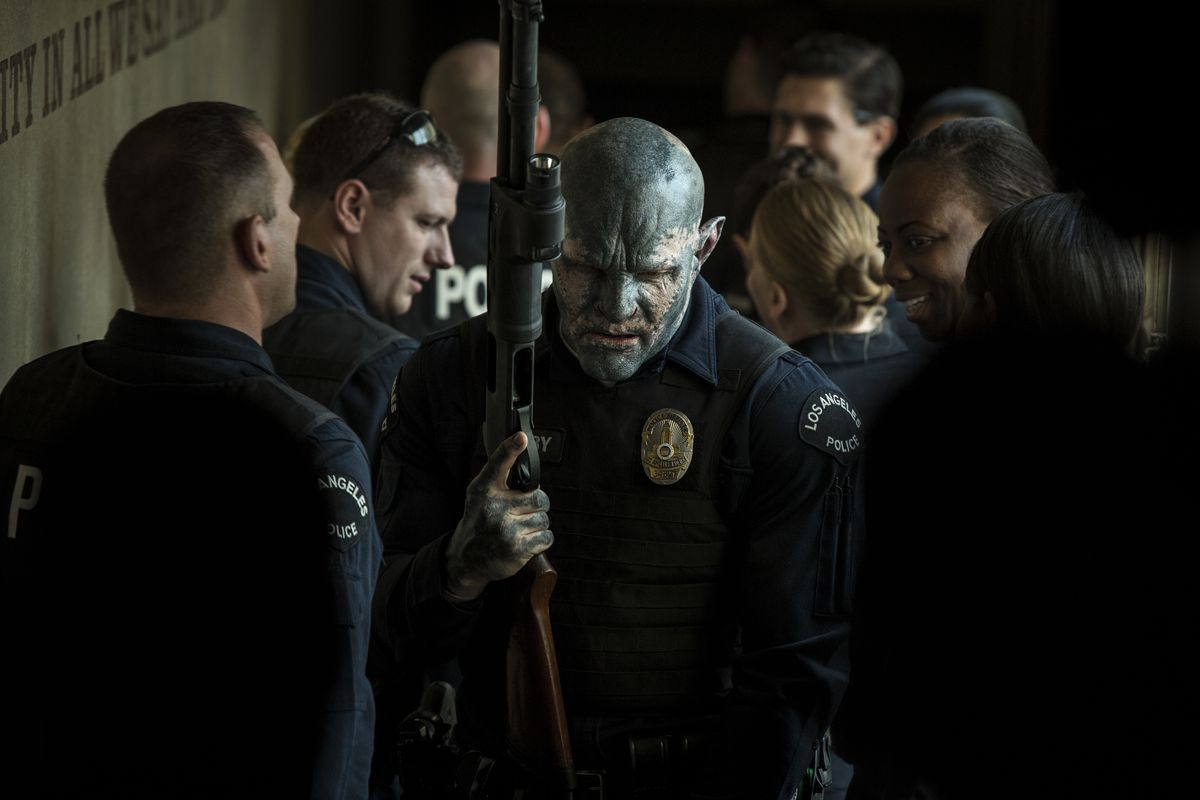 Netflixs bright shines a light on divide between critics audiences the ccuart Choice Image
